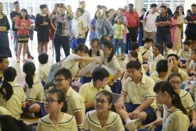 """PSLE is """"probably the most fair system"""" for students: Ong Ye Kung"""