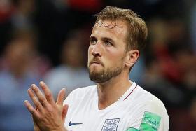 England striker Harry Kane: Semi-final run just the start