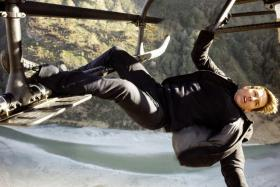 New Mission: Impossible ups the action with skydiving Tom Cruise