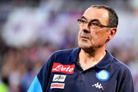 Under Maurizio Sarri, Napoli played some of the most attractive football and secured two second-placed finishes in the last three seasons.