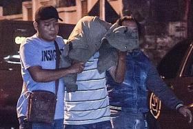 Indonesian cops shoot dead 3 terror suspects