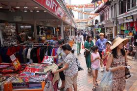 Experts concerned Chinatown is straying too far from roots