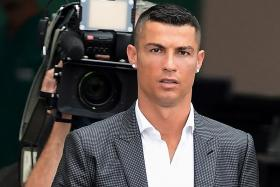 Juventus not retirement home: Ronaldo