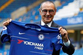 Sarri unsure if Hazard and Courtois will stay