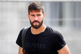 Liverpool's record bid for Alisson accepted by AS Roma