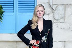 Mamma Mia stars Seyfried, James lead fashion parade
