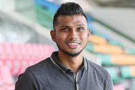 Motivated by his kids, Fazrul goes back to books