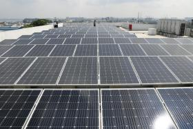 Businesses and public can buy solar energy through SolarRoof