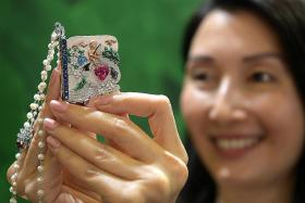 Local jewellery designer Simone Ng launches new collections at SIJE