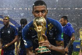 Give Kylian Mbappe time to develop: Maxwell