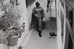 Jurong West's caped crusader puzzles residents