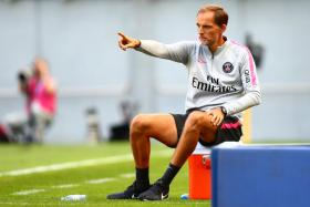 Paris Saint-Germain coach Thomas Tuchel is undaunted by the prospect of dealing with a dressing room full of big egos after a year out of the game.