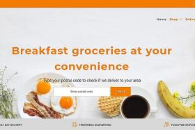 Buzz Express breakfast delivery expands