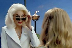 Cher was 'nervous' at joining cast of Mamma Mia! sequel