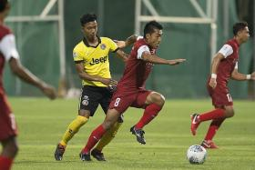 Song gets OK for Home's AFC Cup clash with Ceres