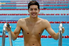Yeo upbeat over Singapore swimmers' Asiad hopes