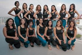 Miss Universe Singapore finalists break mould with tattoos, curves