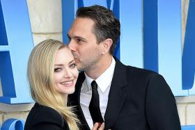 Reuniting with ex on Mamma Mia! sequel 'wasn't weird' for Seyfried