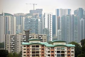 SRX Property flash estimates show condo resale prices up 1%