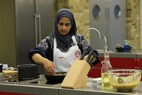 MasterChef UK's Zaleha Kadir Olpin: Judges made right call to cut me