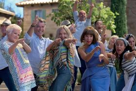 Movie review: Mamma Mia! Here We Go Again
