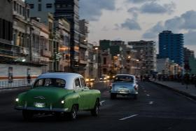Frozen in time, Havana looks to put modern stamp on 500-year history