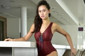 Miss Universe Singapore 2018: Ischelle Koo hopes to encourage and inspire others suffering from depression