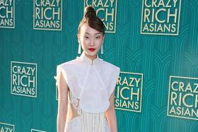 Crazy rich Asians storm red carpet with crazy good - and bad - looks