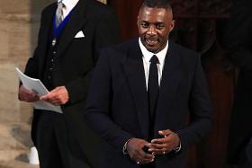 Idris Elba fuels Bond speculation with tweet