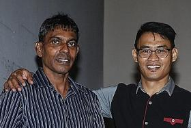 Supervisor recognised for helping ex-con turn his life around