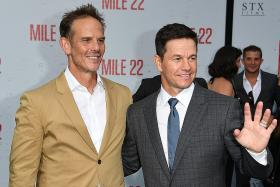Mile 22's Mark Wahlberg gets talky for fourth movie with Peter Berg