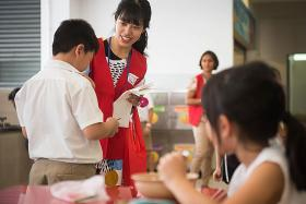 Clean Plate Campaign to expand from schools to hawker centres