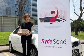 Ryde to launch on-demand courier service on Sept 3