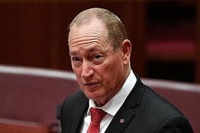 Australian senator slammed for calling for 'White Australia'