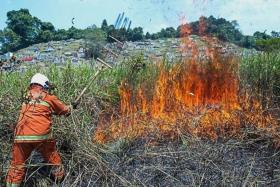 Malaysia's minister: 'No excuse' not to fight open burning