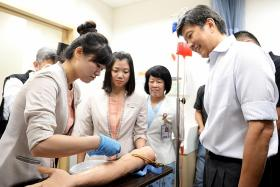 Healthcare academy launched at TTSH