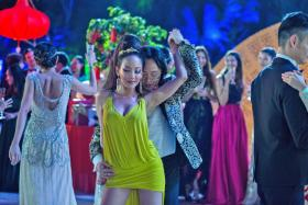 Fiona Xie: Crazy Rich Asians protected my modesty despite sexy dresses