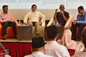 Three Malay/Muslim bodies lauded for helping community to progress