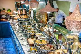 Halal buffet restaurant The Landmark suspended for 2 weeks
