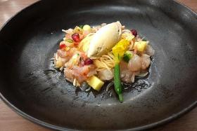 Thrilling takes on local flavours at Botanico