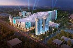 Singapore's KOP to invest $360m for indoor ski resort in Shanghai