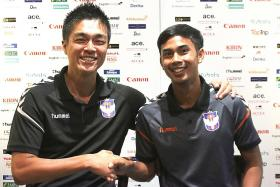 Albirex want to sign more Singaporean footballers