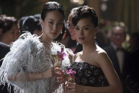 Constance Lau 'set bar a little too high' with first red carpet event