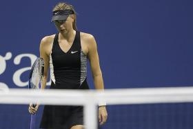 US Open exit not even close to my worst time: Sharapova