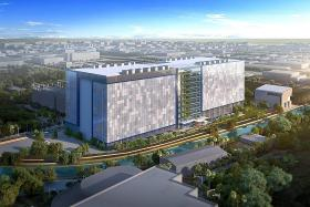 Facebook to build first Asia data centre in Singapore