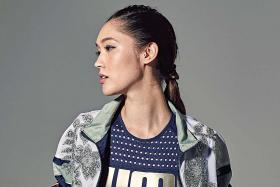 Local model Aimee Cheng-Bradshaw shares secrets to her toned body