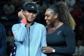 Osaka apologises for denying Williams a 24th Major title