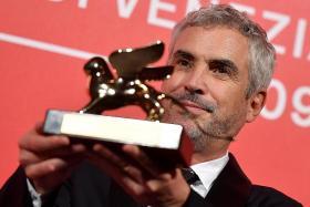 Alfonso Cuaron's masterpiece Roma wins Venice Film Festival