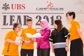 100 youths get graduating certificates at UBS academy
