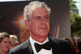 Celeb chef Anthony Bourdain wins posthumous Emmys for Parts Unknown
